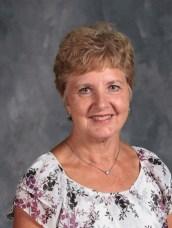 Mrs. M. Jorna : Kindergarten Aide to Mrs. Dahm