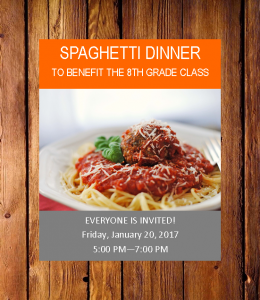 Spaghetti Dinner Ad Pic (Copy)