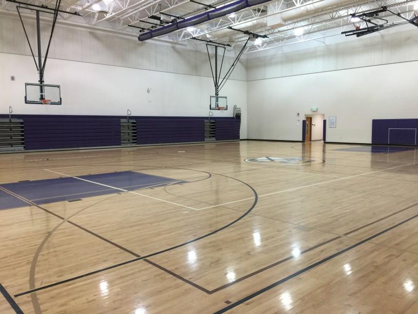 Gymnasium (east view)