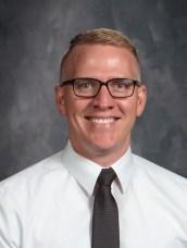 Mr. N. Groen : Assistant Superintendent & Principal of Middle School