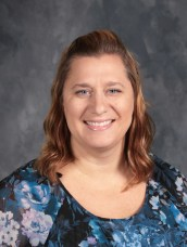 Mrs. C. Kramer : Kindergarten Aide to Mrs. VanDrunen