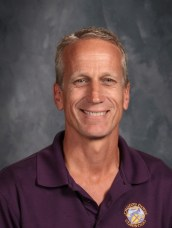 Mr. T. Kamp : Physical Education Teacher (2nd-8th) & Athletic Director