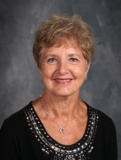 Mrs. M. Jorna : Kindergarten Aide to Mrs. Dahm