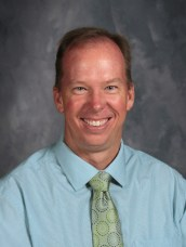 Mr. M. Wiersma : Superintendent and Principal of Elementary School