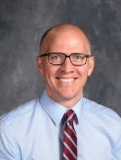 Mr. N. Groen : Assistant Superintendent & Principal of Middle School